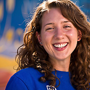Student Conservation Association intern portraits Los Angeles, CA.