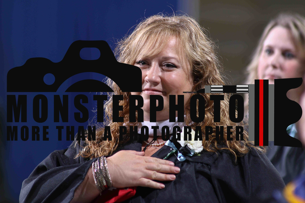 John Dickinson High School Jennifer Short participates in John Dickinson 55th commencement exercises Saturday, June 06, 2015, at The Bob Carpenter Sports Convocation Center in Newark, Delaware.