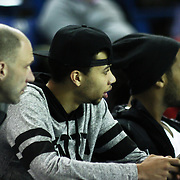 Philadelphia 76ers Rookie Point Guard Michael Carter-Williams attends a NBA D-league regular season basketball game between the Delaware 87ers (76ers) and the Maine Red Claws (Boston Celtics) Tuesday, Feb. 4, 2014 at The Bob Carpenter Sports Convocation Center, Newark, DE