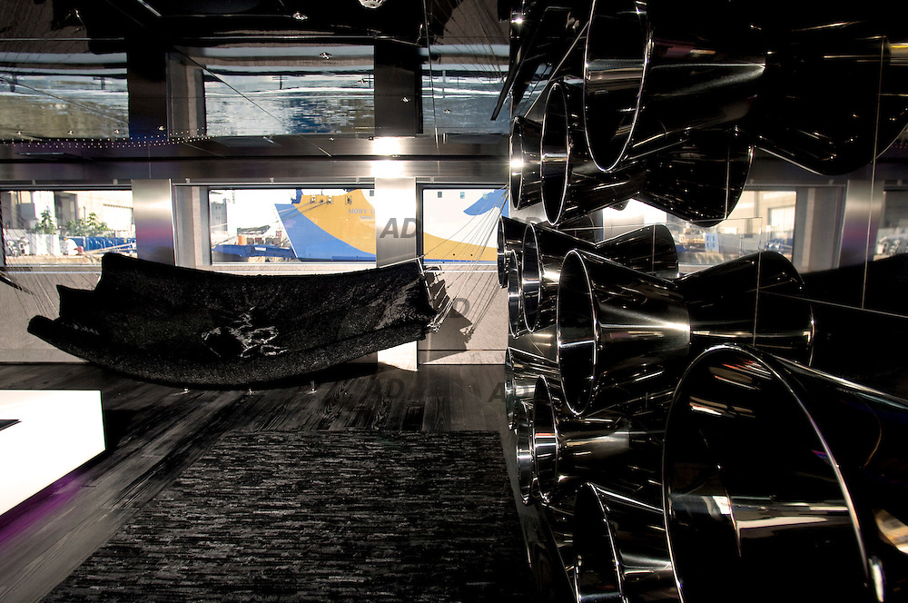 Sea Force One, a 54mt yacht, with its extraordinary design and decor, has set what can be consider a new milestone in the yachting world. The boat receive a Green Star Certificate for low environmental impact and won, at the 2008 Monaco Boat Show, the first RINA Secure Mega Yacht Certificate for safety and comfort on board. (www.seaforceoneyacht.com)