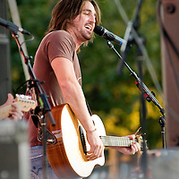 Jake Owen - Fulton Co. Fair - September, 2008