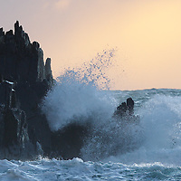 Stormy sea / sm020
