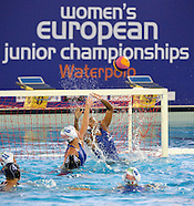 2014 LEN Water POLO Under 19 Women European Championships