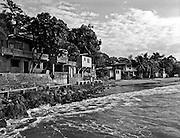 Sea side home in Borinquen , Aguadilla in Puerto Rico.