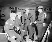1972 - Troops return from Cyprus to Dublin