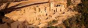 COLORADO, ANASAZI Mesa Verde National Park; Cliff Palace