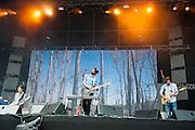 Band of Horses at Lollapalooza