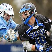 Duke vs UNC Mens Lacrosse 2008