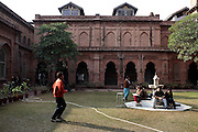 The national college of art in lahore was built by the british in the 19th century.