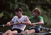 1992 GBRowing Training, Molesey/Henley, United Kingdom