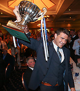 04-05-2014 - Kyle Letheren - Dundee FC Player of the Year
