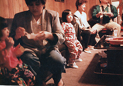 Pinoy in New York was a project that I began in 1994 in New York when I was there for a study grant. When I met Pinoys anywhere, I would ask that I document them.1994-95