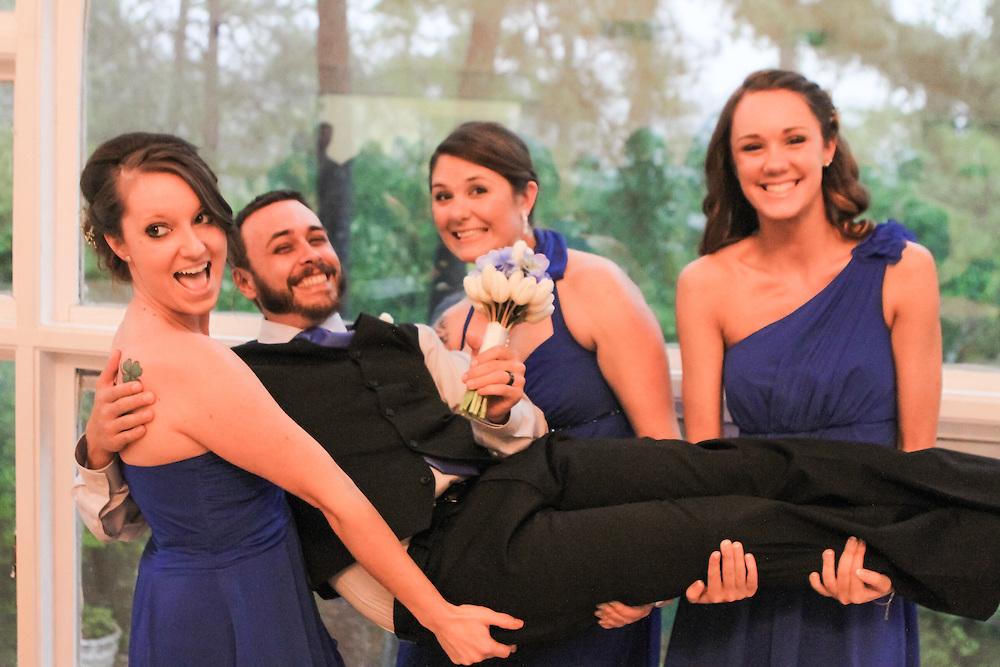 The Krause Wedding.<br /> April 2014.<br /> Vines Mansion.<br /> Loganville, Georgia