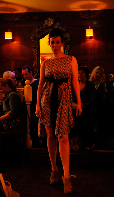 Eden and Lilies & Dreams Fashion Show at Tapa restaurant, Hanover Street, Edinburgh. 23/05/2011..Clothes by Eden.Accessories by Lilies & Dreams.Hair, Make Up & Nails by RBFY..Copyright Alex Hewitt.© All Rights Reserved.alex.hewitt @ gmail.com
