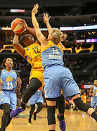 Basketball: 20160930 WNBA Sparks vs Sky