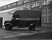 1959 - W. D.& H. O. Wills.  Retirement at Wills and delivery van