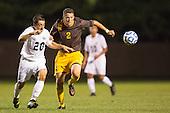 Rowan University Men's Soccer vs Famingdale State - September 6, 2013