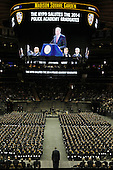New York City Police Academy Graduation Ceremony held in NewYork City
