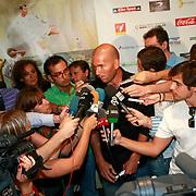 Zinedine Zidane tribute