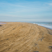 At the river mouth of the Doce River lies Boca do Rio, the once bautiful beach of Regência village, Espírito Santo state. Once a high-quality wave, the spot has been wrapped up by toxic mining waste since November 21, 2015.