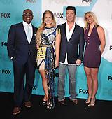 5/14/2012 - 2012 FOX Programming Presentation - Arrivals