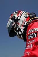 Sam Hornish Jr., Meijer Indy 300, Kentucky Speedway, Sparta, KY USA, 8/13/2006