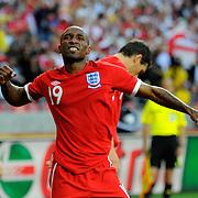 World Cup -England v Slovenia