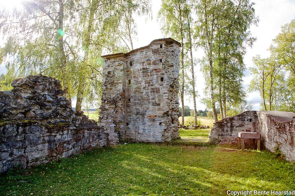 Klosteret på Munkeby, Levanger i Nord-Trøndelag, var viet munker fra cistercienserordenen.