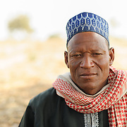 Issaka Oumarou, who lives in the village of Kouka Samou in the Zinder region of Niger, has two wives. Between them, they have had a total of eleven children; seven survive. Three children have died in the past two years.