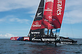 AC72 second sail