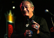 (4-23-09) Charlie Musselwhite at B.B.King's Club Memphis, Tennessee. (born January 31, 1944 in Kosciusko, Mississippi) is an American blues-harp player and bandleader, one of the non-black bluesmen who came to prominence in the early 1960s.