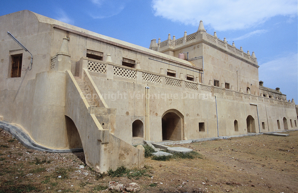 Tranquebar, an indian city of Tamil Nadu is a former danich colony ( from 1620 to 1845 ). It was sold to England in 1845.