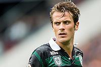 EINDHOVEN - PSV - FC Groningen , Voetbal , Seizoen 2015/2016 , Eredivisie , Philips stadion , 16-08-2015 , FC Groningen speler Etienne Reijnen