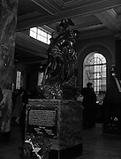 24/04/1957<br /> 04/24/1957<br /> 24 April 1957<br /> <br /> Easter Week 1916 Commemoration - Cuchulainn Statue at General Post Office, Dublin.