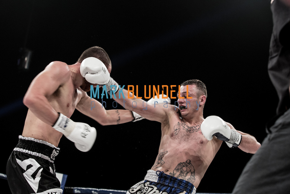 Dominik Matusz vs. Giannis Skordhils