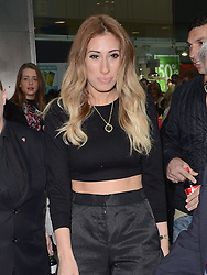 Stacey Solomon signs copies of her new book 'Walk On By' at WH Smiths, Romford, Essex on Saturday 14 March 2015