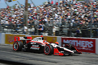 Helio Castroneves, Toyota Grand Prix of Long Beach, Streets of Long Beach, Long Beach, CA USA  4/18/2010