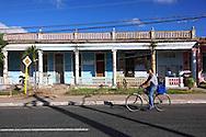 Bicycle in Consolación del Sur, Pinar del Rio, Cuba.