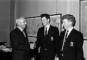 1964 Bord Na Mona Apprentice to Lisbon