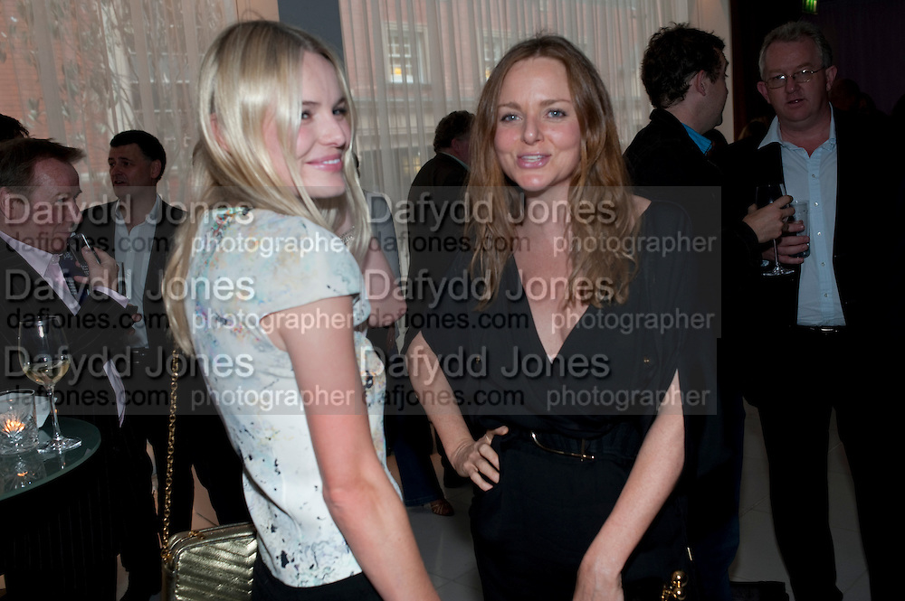 KATE BOSWORTH; STELLA MCCARTNEY; ,  Told, The Art of Story by Simon Aboud. Published by Booth-Clibborn editions. Book launch party, <br /> St Martins Lane Hotel, 45 St Martins Lane, London WC2. 8 June 2009