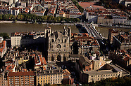 France cities. Lyon