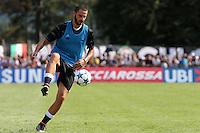 17.08.2016 - Villar Perosa - Vernissage -  Juventus A - Juventus B  nella  foto: Leonardo Bonucci - Juventus
