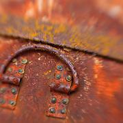 Rusty Handle - Pottsville - Merlin, Oregon - Lensbaby
