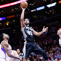 11-10  SPURS AT CLIPPERS