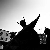 Diablo suelto en Carnaval