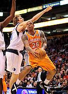 NBA: Dallas Mavericks at Phoenix Suns//20120308