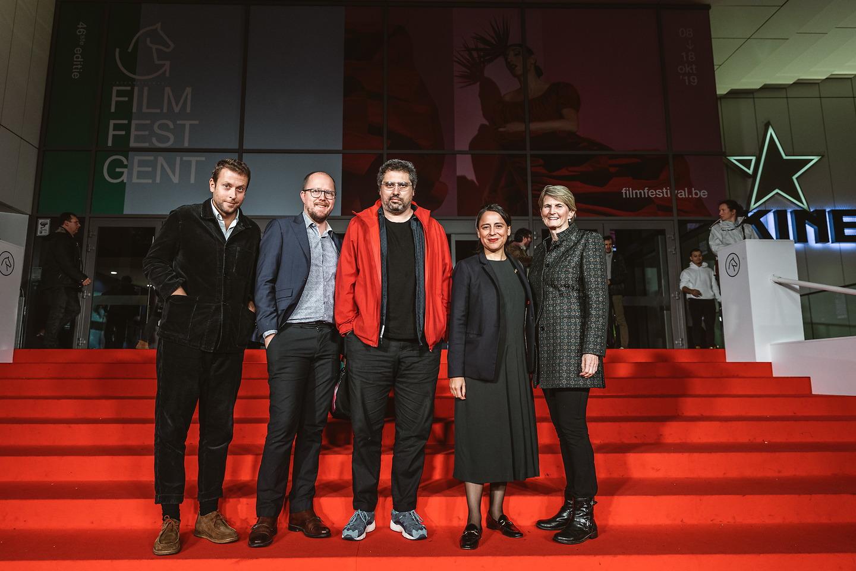Film Fest Gent - Rode Loper: Internationale Jury