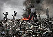 Environment - Mozambique, Trash Land