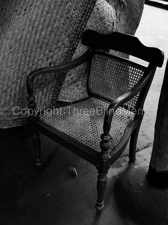 Old chair at Galapita.