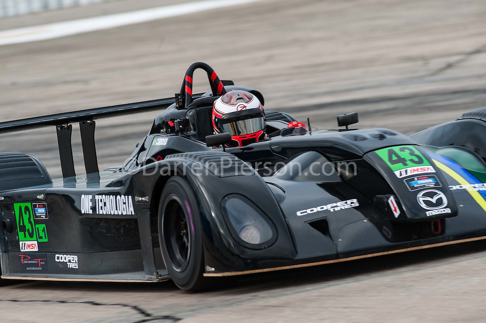 #43 Performance Tech Motorsports Elan DP-02: Pedro Cardoso